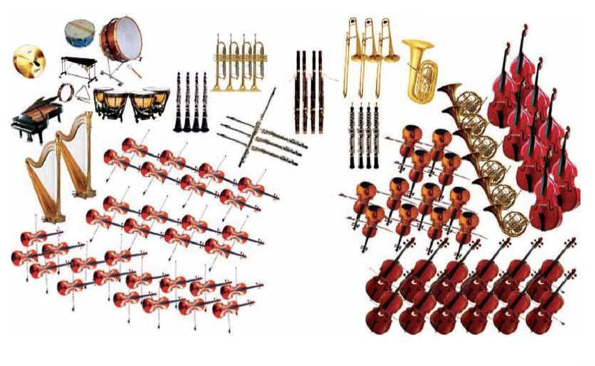 Игра «Знаток оркестра».