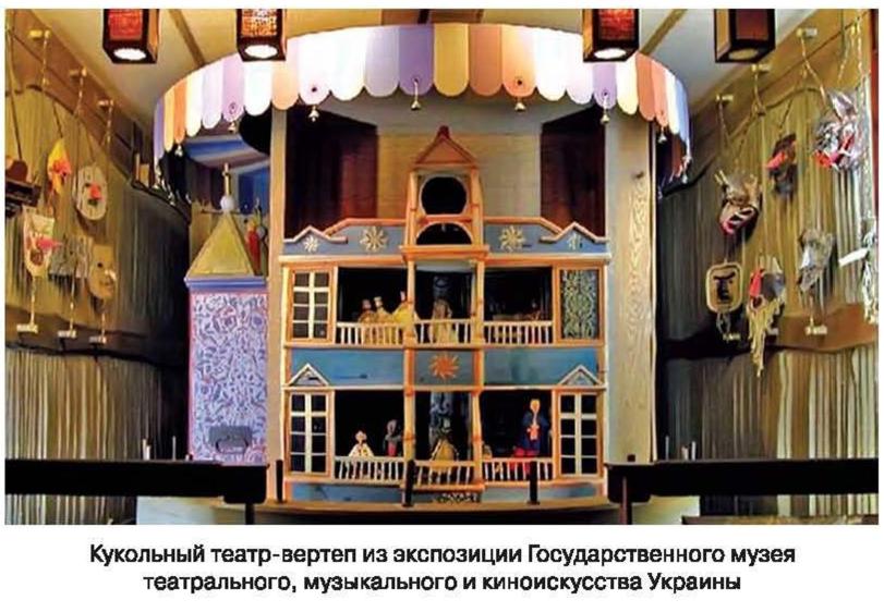 Театр кукол сделать