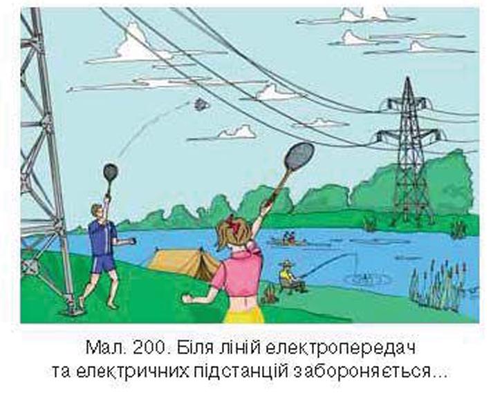 Яку шкоду електрика може заподіяти