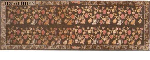 Старовинний килим. Київщина