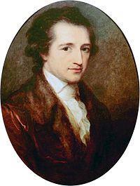 портрет Гете